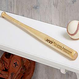Personalized MVP Mini Baseball Bat