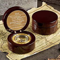 Personalized Guiding Light Navigator Compass