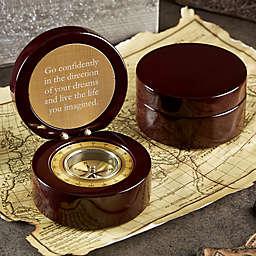 Personalized Inspiring Message Navigator Compass