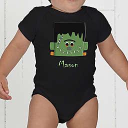 Freaky Frankie Personalized Baby Bodysuit