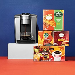 Flavorful Fall Keurig® K-Cup® Pods Collection