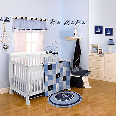 Nautica Kids® William Crib Bedding Collection