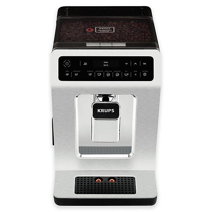 Alternate image 1 for KRUPS Digital Full Automatic 15-Drink Espresso Machine