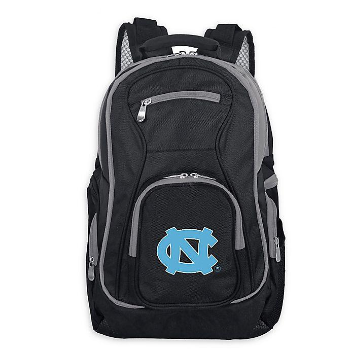 Alternate image 1 for University of North Carolina Laptop Backpack in Black