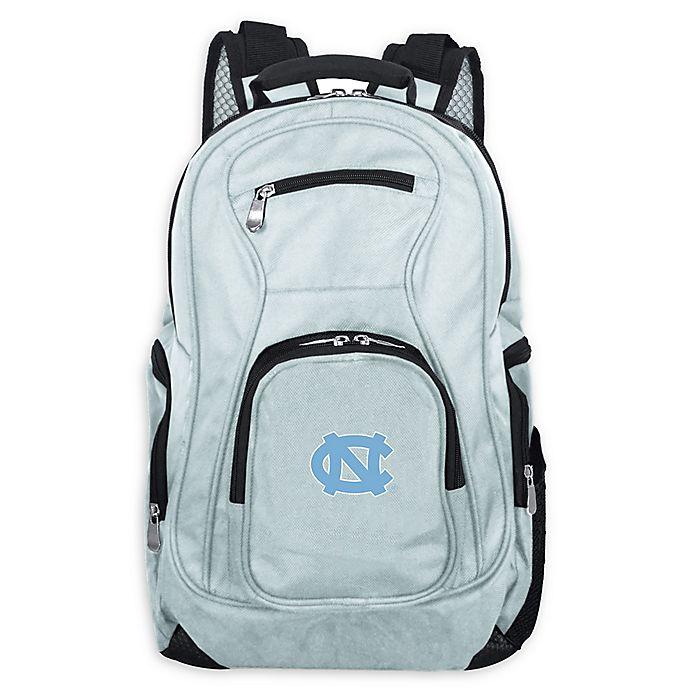 Alternate image 1 for University of North Carolina Laptop Backpack in Grey