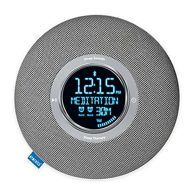 HoMedics® Deep Sleep® Revitalize Engineered Sleep Alarm Clock