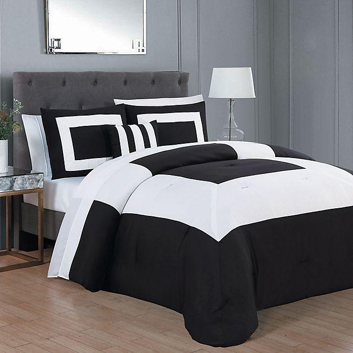 Carson Comforter Set Bed Bath Beyond