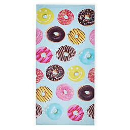 Doughnuts Beach Towel