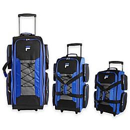 FILA Rolling Duffel Bag Collection