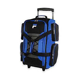 FILA 22-Inch Carry-On Rolling Duffel Bag
