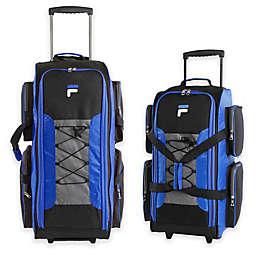 FILA Checked Rolling Duffel Bag