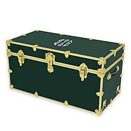 Rhino Trunk and Case™ XXL Bright Brass Rhino Trunk