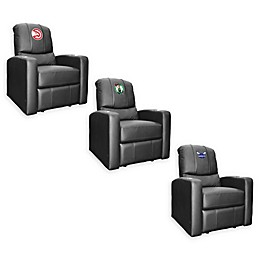 NBA Stealth Recliner Chair in Black