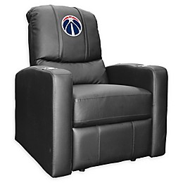 NBA Washington Wizards Stealth Recliner Chair in Black