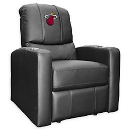 NBA Miami Heat Stealth Recliner Chair in Black