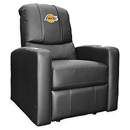 NBA Los Angeles Lakers Stealth Recliner Chair in Black