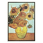 12 Sunflowers by Vincent Van Gogh Wall Art