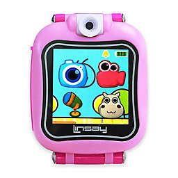 Linsay® S-5WCL Selfie Smart Watch in Pink