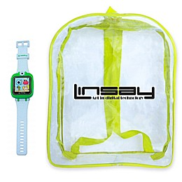 Linsay® S-5WCL Selfie Smart Watch with Bag