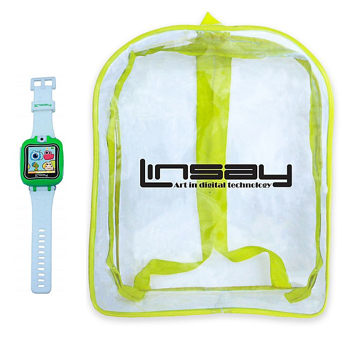 Linsay® S-5WCL Selfie Smart Watch with Bag   Bed Bath & Beyond