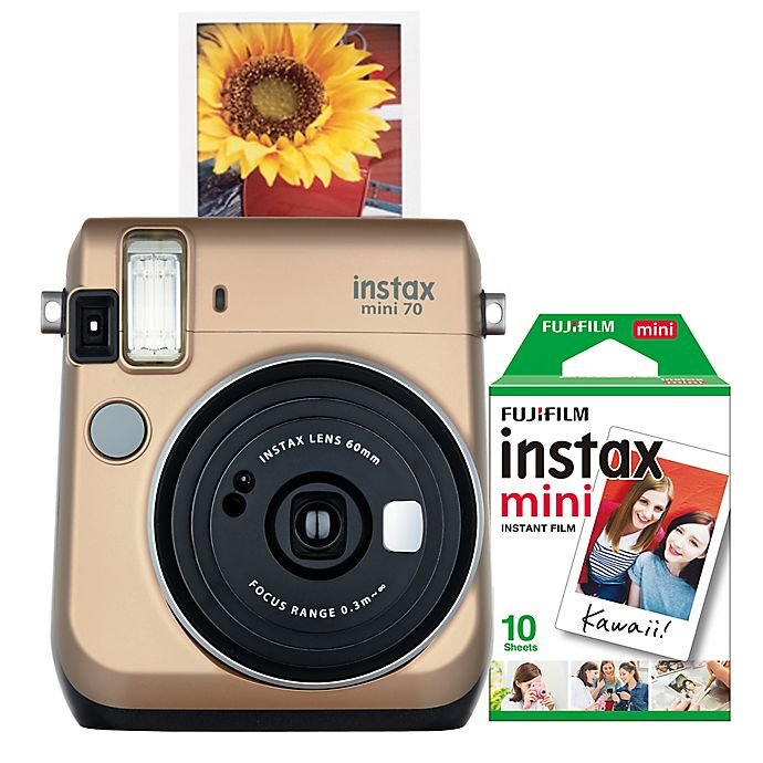 Alternate image 1 for Fujifilm Instax Mini 70 Camera
