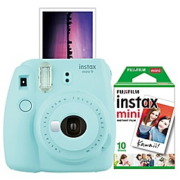 Fujifilm Instax 9 Mini Camera Bundle