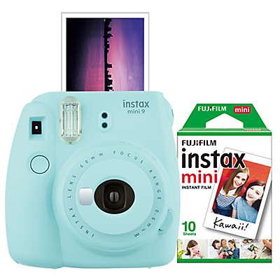 Fujifilm Instax 9 Mini Camera Bundle