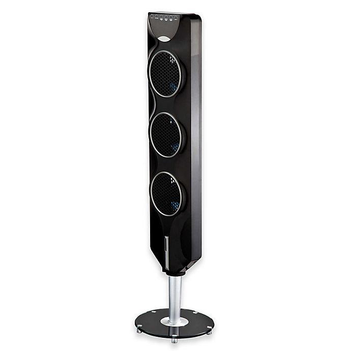 Alternate image 1 for Ozeri® Bluetooth® Tower Fan