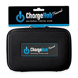 Chargehub Travel and Storage Case in Black