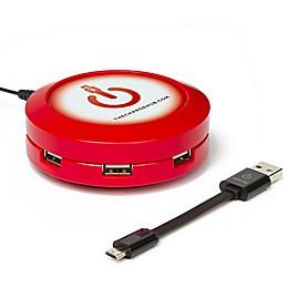 ChargeHub™ X7 7-Port USB Universal Charging Station