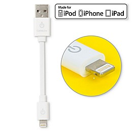 MFi USB Charge and Sync 3.5-Inch Cable with Lightning Connector