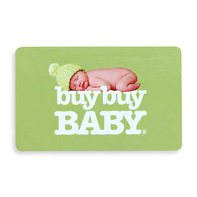 buybuy BABY Green Gift Card