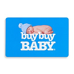 Baby Blue Gift Card