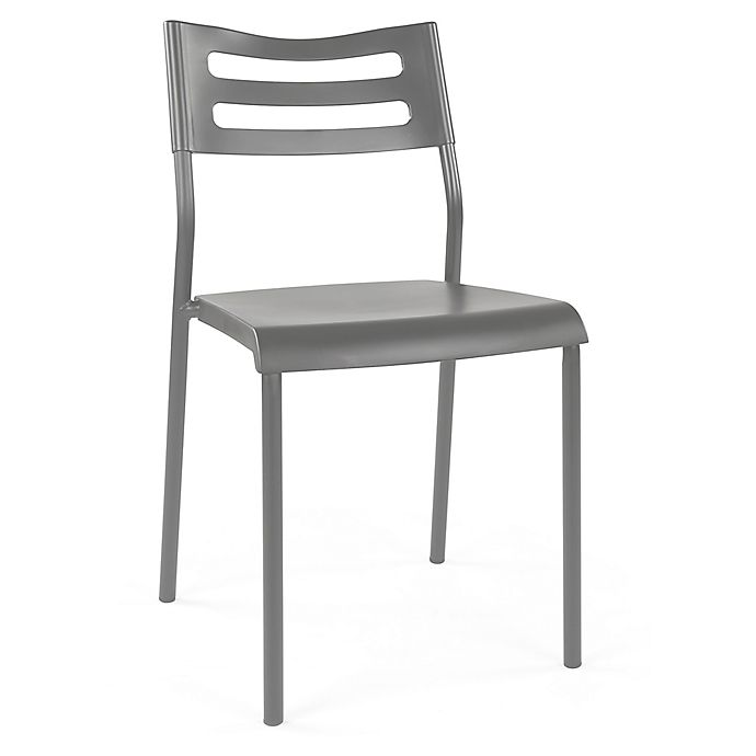 Alternate image 1 for Lucky Theory Metal Industrial Chair