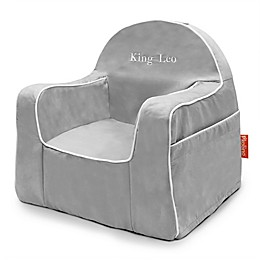 P'kolino® Little Reader Chair with White Piping