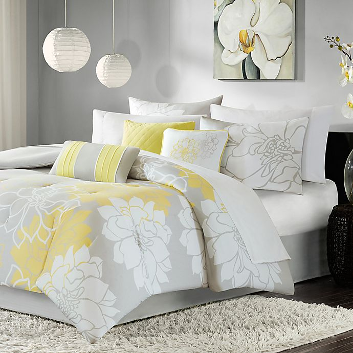 Madison Park Lola Comforter Set Bed Bath Amp Beyond