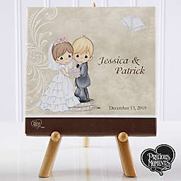 Personalized Precious Moments® 5.5-Inch X 5.5-Inch Canvas