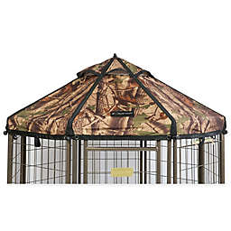 Advantek 8-Foot Pet Gazebo Canopy Cover