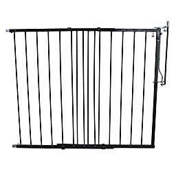 Cardinal Gates Duragate Pet Gate in Black
