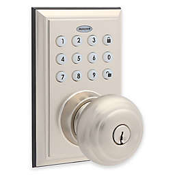 Honeywell Bluetooth Door Knob