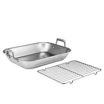 Tramontina® Gourmet Prima Stainless Steel Roasting Pan