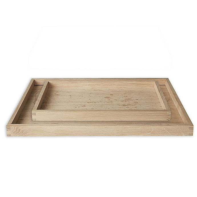 Alternate image 1 for Blomus BORDA Oak Tray in Natural