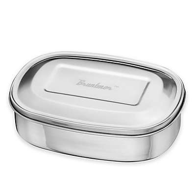 Bruntmor™ SIMPO 17 oz. Stainless Steel Lunch Box Food Container with Lid