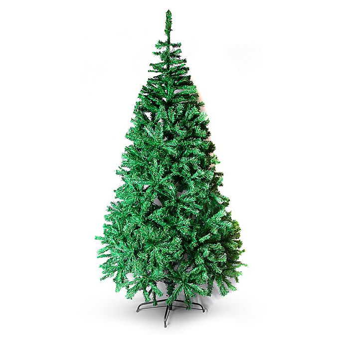 Alternate image 1 for Perfect Holiday 5-Foot Evergreen Artificial Christmas Tree