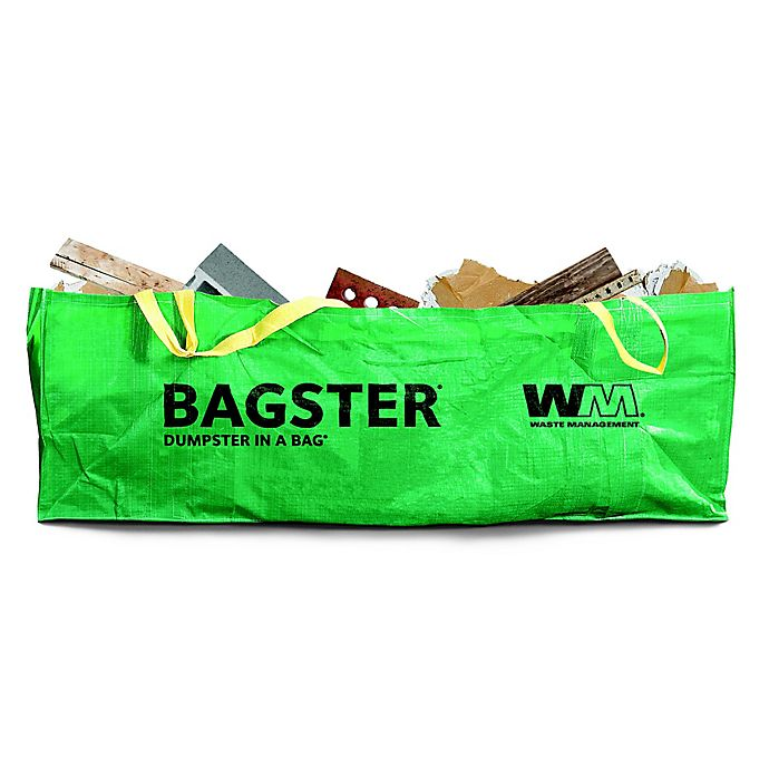 Bagster Dumpster In A Bag In Green Bed Bath Beyond