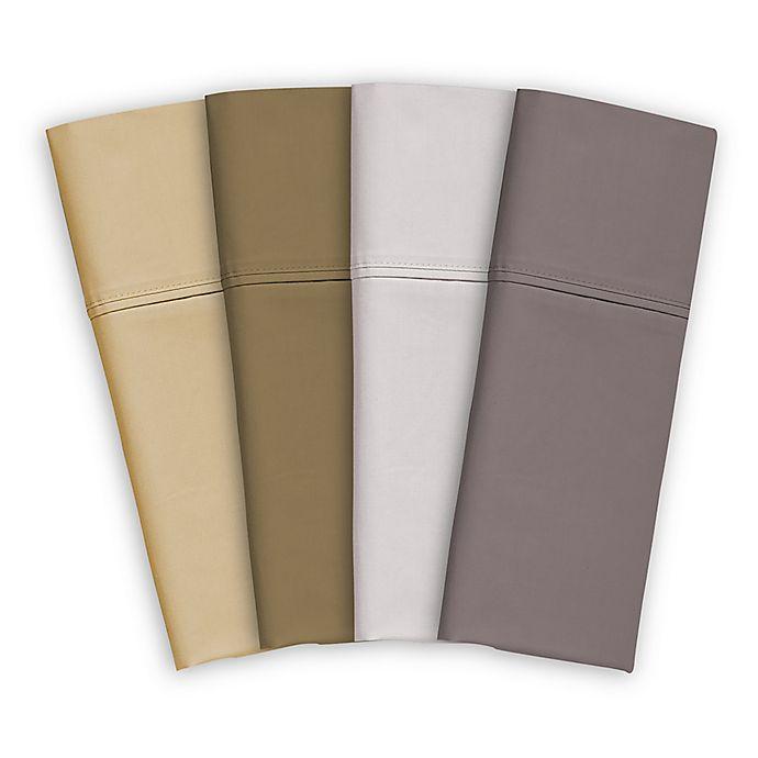 Alternate image 1 for Brookstone® BioSense™ 500-Thread-Count Sheet Set