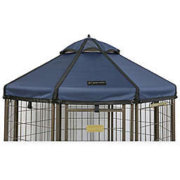 Advantek 4-Foot Gazebo Canopy Cover in Cobalt