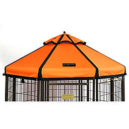Advantek 8-Foot Gazebo Canopy Cover in Desert Sunset
