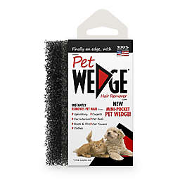 Pet Wedge® Mini Pocket Hair Remover