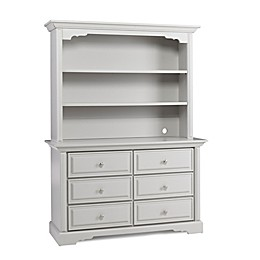 Dolce Babi® Venezia Hutch in Misty Grey